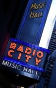 Radio City Backstage Tour
