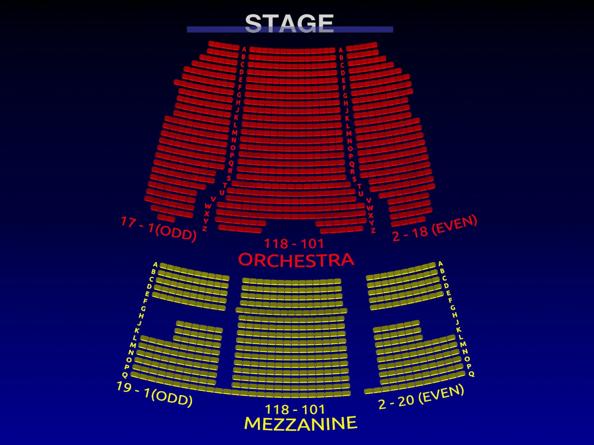 The August Wilson Theatre All Tickets Inc