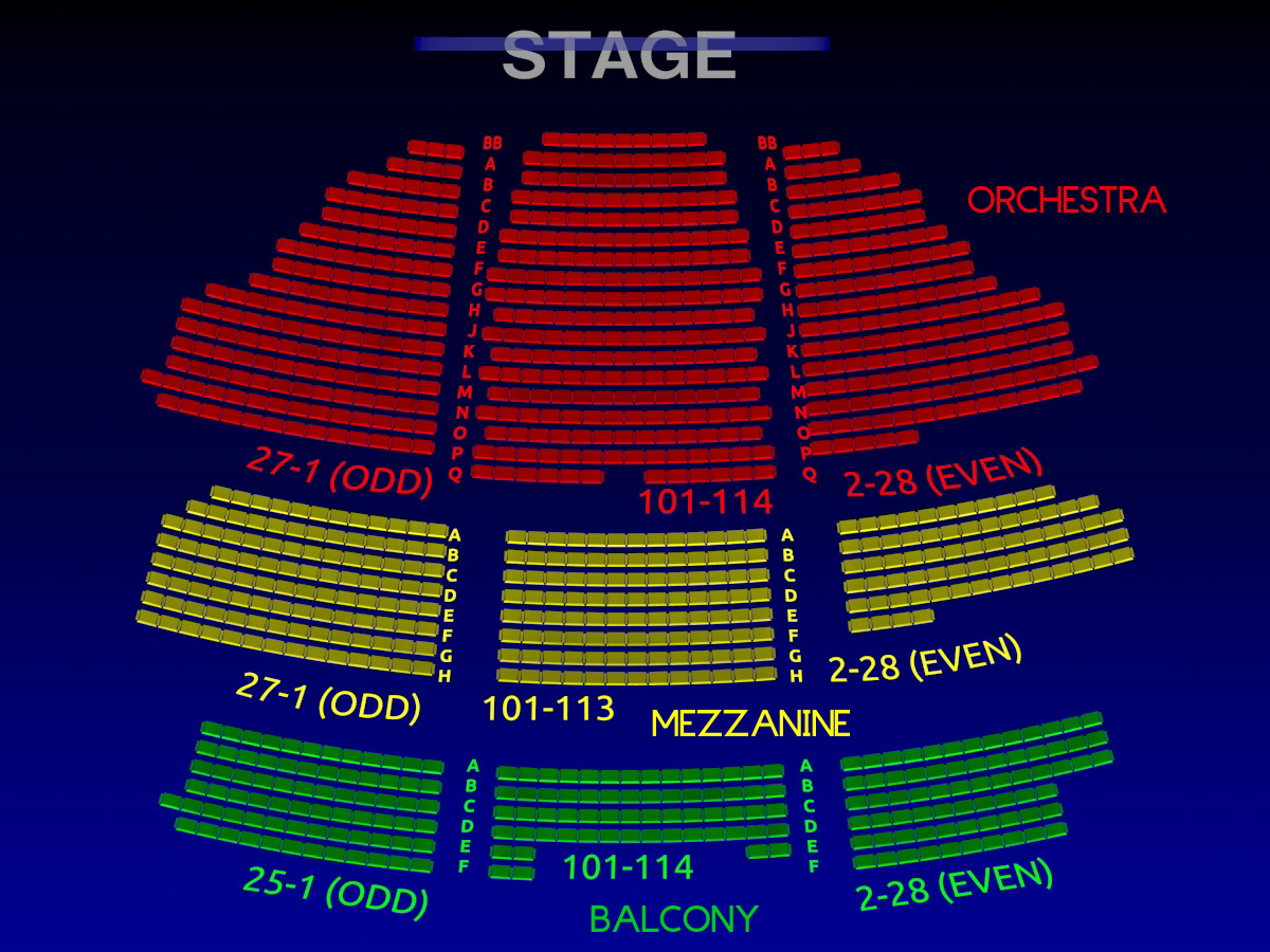 The belasco theatre all tickets inc for Motor vehicle ny pay tickets