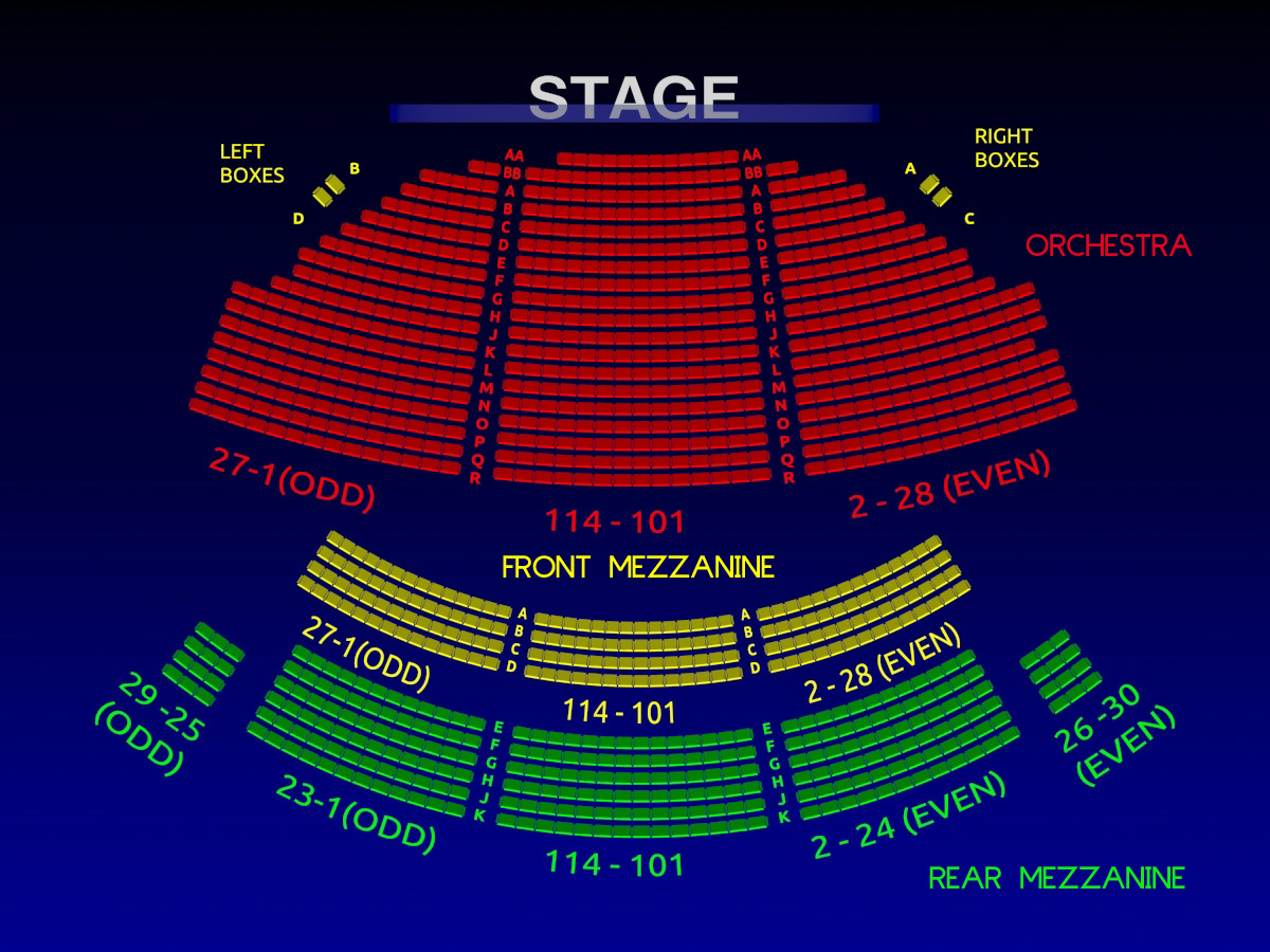 The Bernard B Jacobs Theatre All Tickets Inc