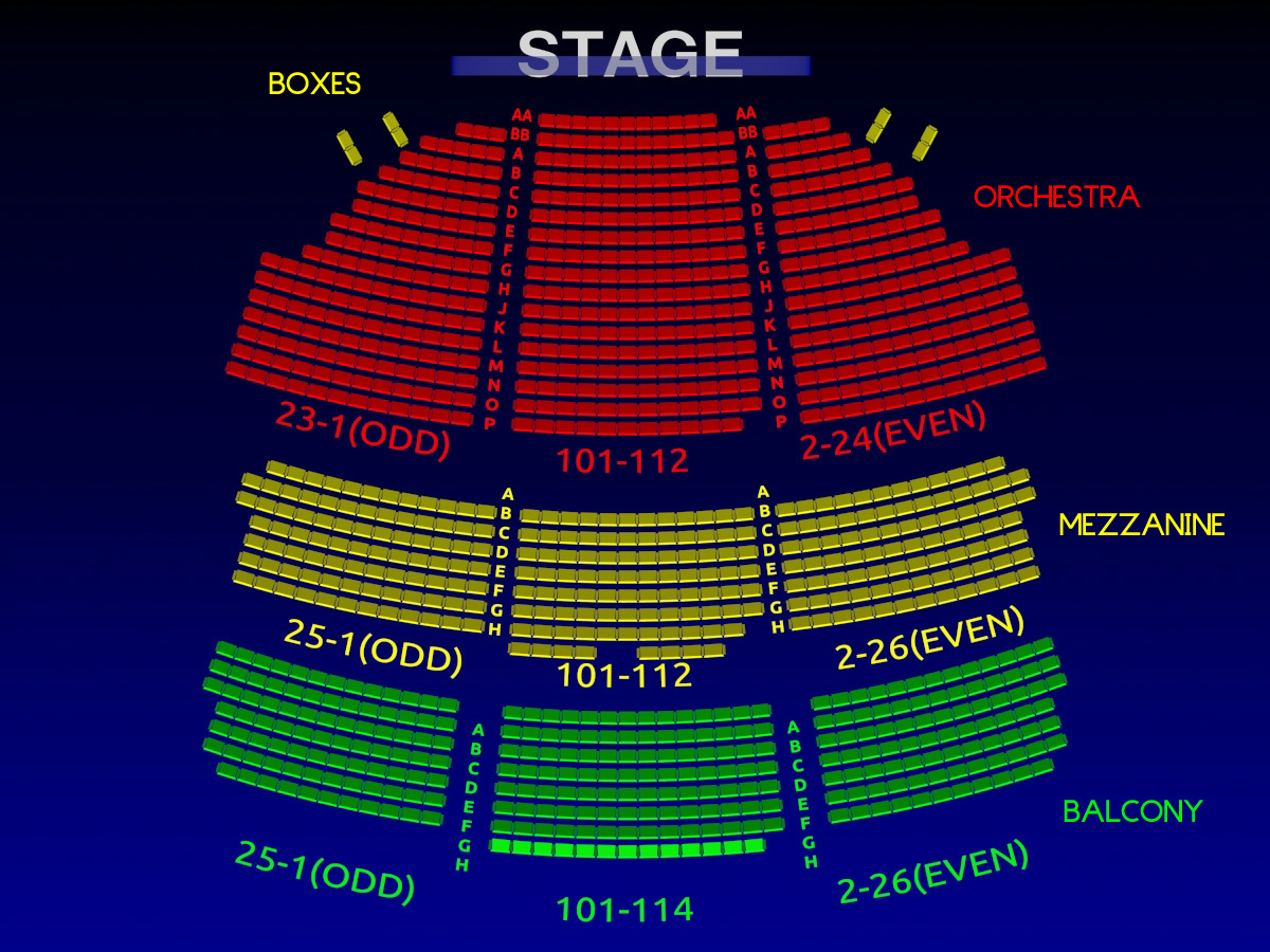 The cort theatre all tickets inc for Motor vehicle ny pay tickets