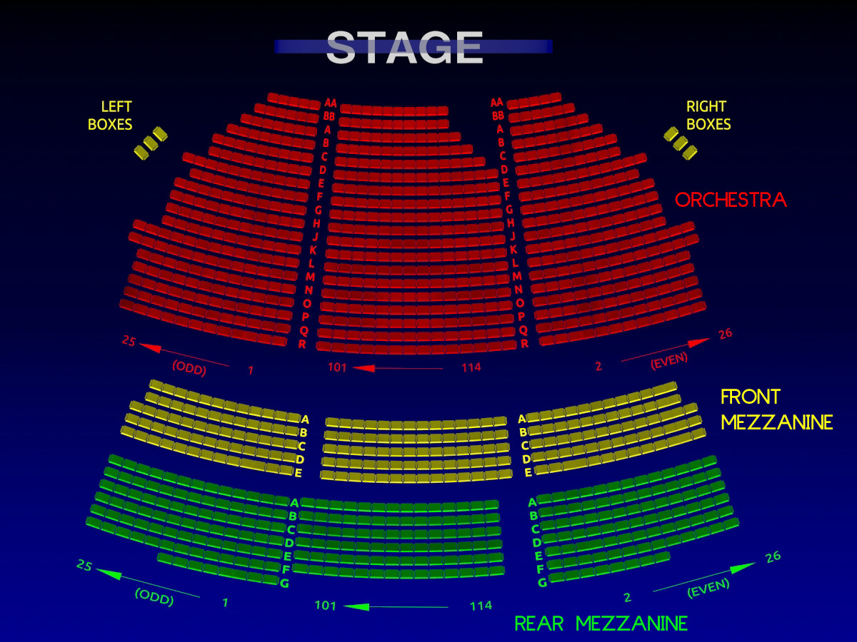 The ethel barrymore theatre all tickets inc for Motor vehicle ny pay tickets