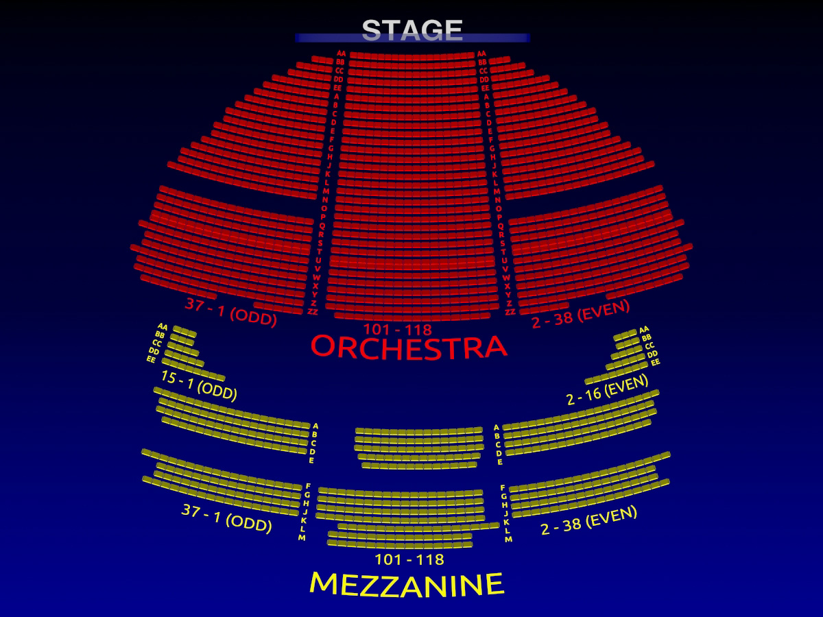 The gershwin theatre all tickets inc for Motor vehicle ny pay tickets