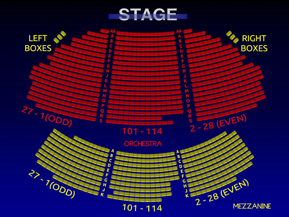 The Gerald Schoenfeld Theatre All Tickets Inc