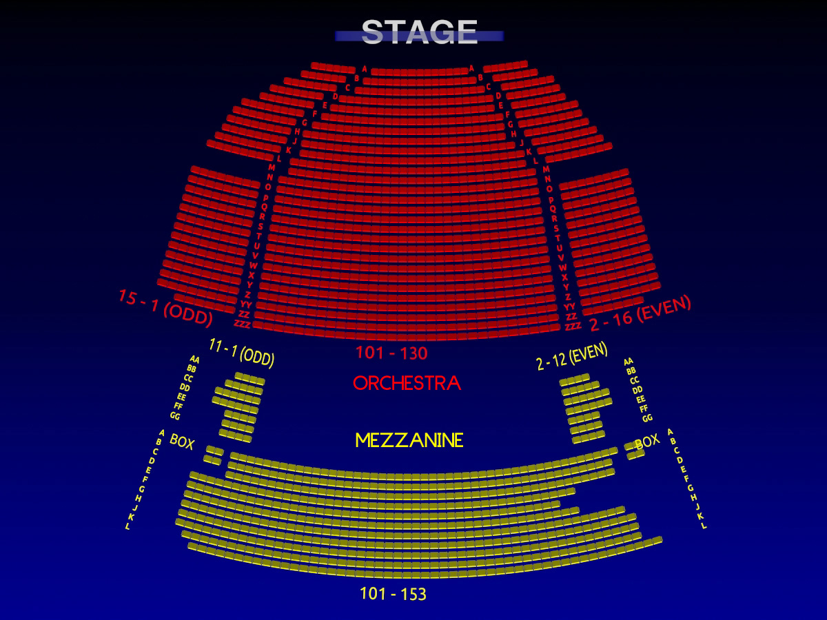 the minskoff theatre
