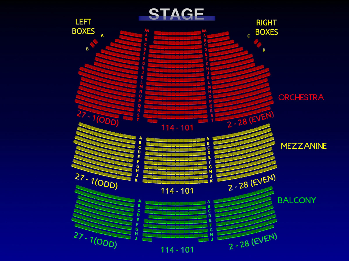 The Shubert Theatre All Tickets Inc