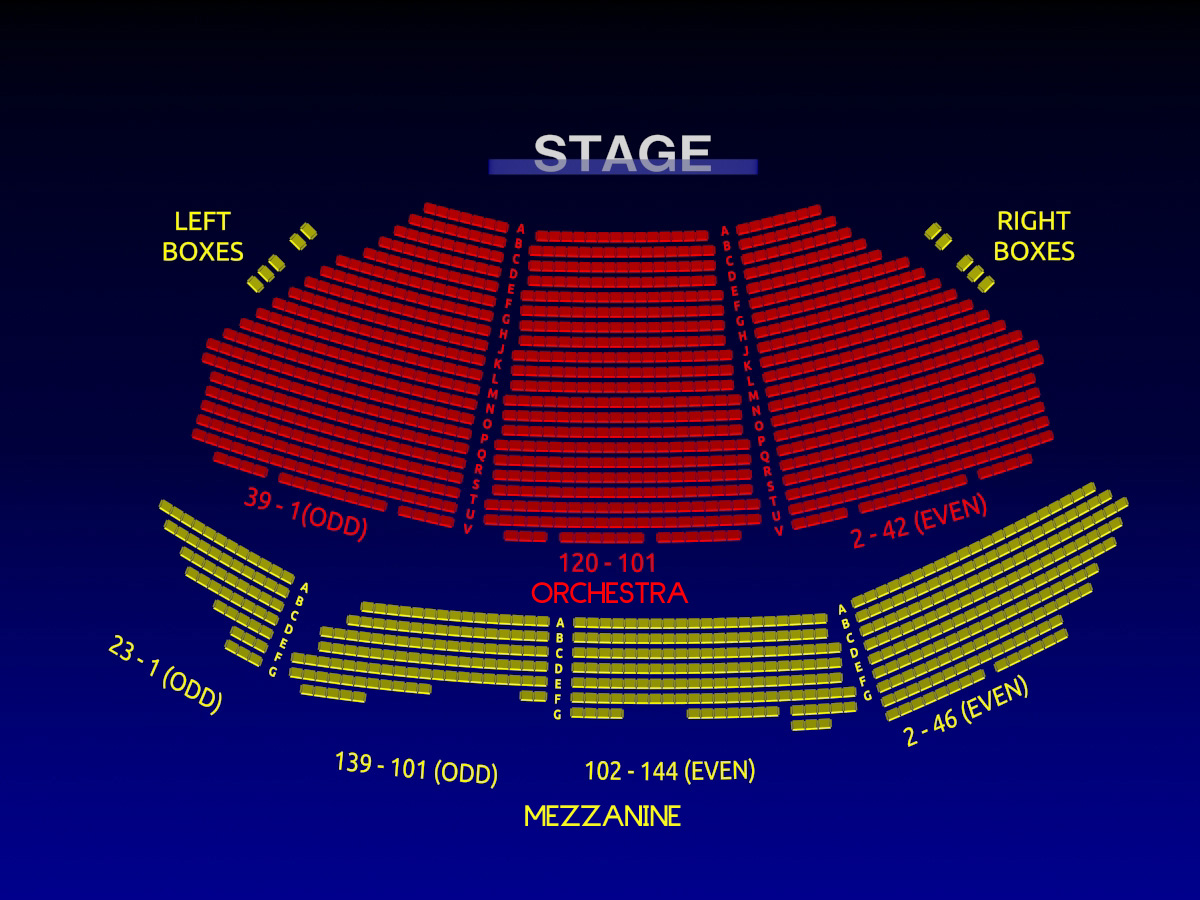 The Winter Garden Theatre All Tickets Inc