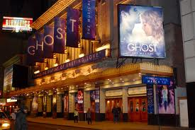 """Ghost The Musical on Broadway"""