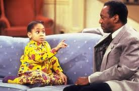 """Raven Symone The Cosby Show"""