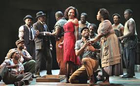 """Audra McDonald as Bess in Porgy and Bess"""