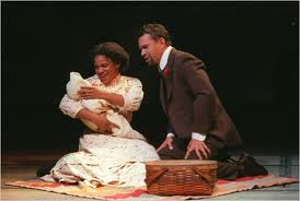 """Audra McDonald, in Ragtime, Broadway group discounts now for Porgy and Bess"""