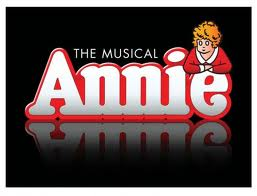 """Annie the musical on Broadway"""