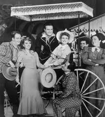 """Oklahoma! original cast from All Tickets blog"""