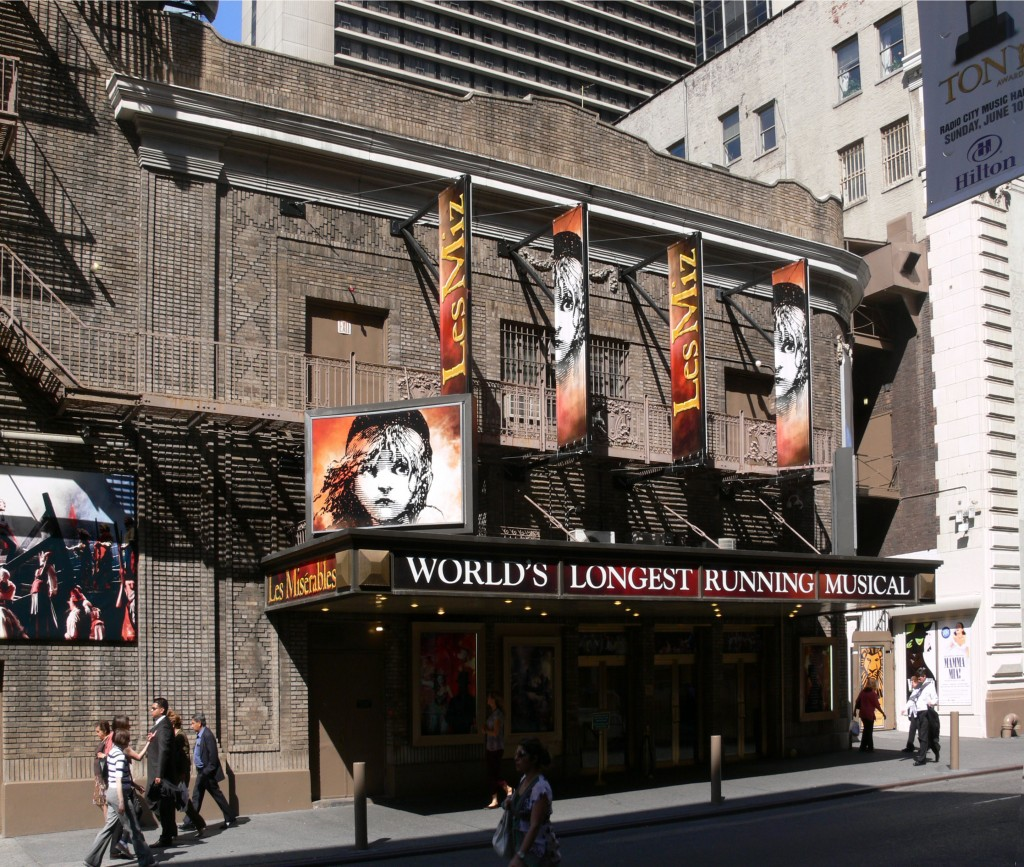 The Broadhurst Theatre