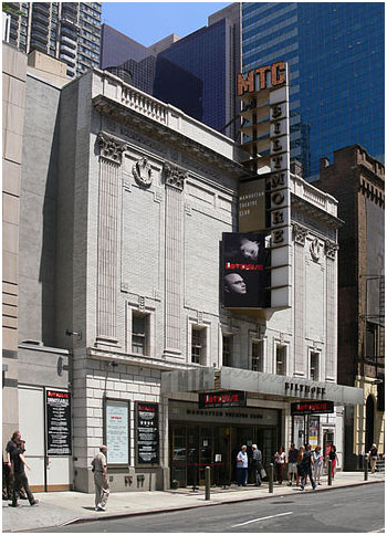 On December 7, 1925, the Samuel J. Friedman Theatre opened as the Biltmore.  It was renamed in 2008 in honor of the Broadway publicist, Samuel J. Friedman.