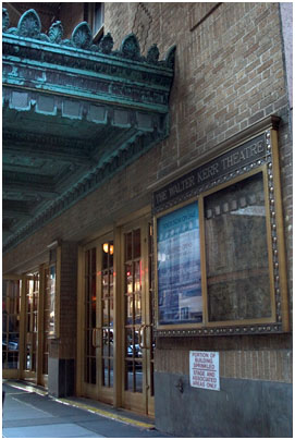 In 1921, the Walter Kerr Theatre was built by the Shuberts as the Ritz Theatre