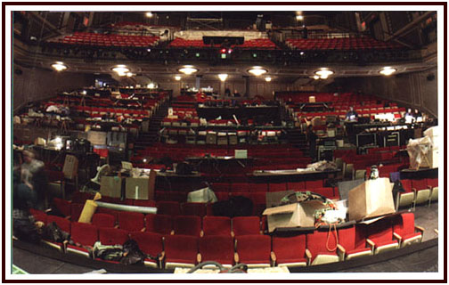 In 1990, the theatre was renamed in honor of the composer, Richard Rodgers, who had an enormous impact on Broadway for more than 30 years.