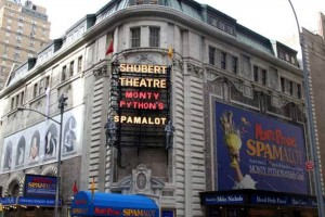 The Shubert was originally located on Central Park West and was dedicated to serious repertory drama.