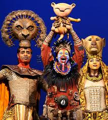 Lion King group discounts