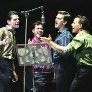 Jersey Boys is still popping along.