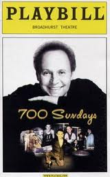 Billy Crystal 700 Sundays group discount tickets