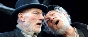 Mckellen and Stewart in Godot