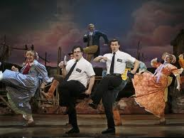The Book of Mormon is hilarious.