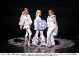 Mamma Mia! continues its extraordinary run.