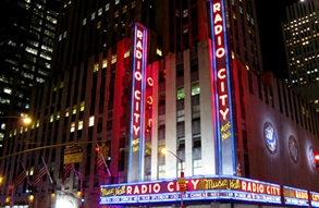 Radio City Music Hall Tours, Built 1932