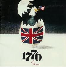 1776 was a popular 1970s musical.