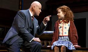 Group sales for Annie on Broadway