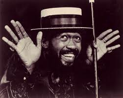 Ben Vereen as the Leading Player in the original Broadway production of Pippin.