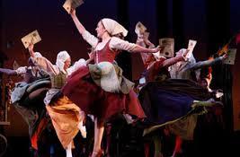 Cinderella on Broadway.