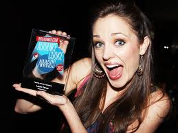 Cinderella Laura Osnes is the  Audience Choice