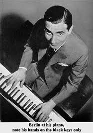 All Tickets Inc. trivia Tweet focusing on Irving Berlin.