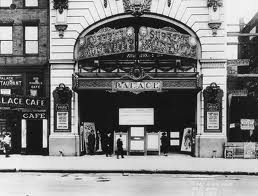 The Palace Theatre back in the day.