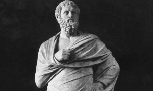 Sophocles looking dapper.