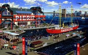 group discounts South Street Seaport