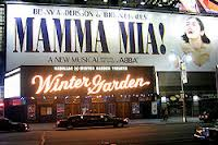 The Winter Garden, which houses the hit musical Mamma Mia!, was not originally a theatre.