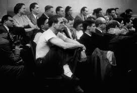 The Actors Studio back in the day.