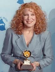 Bette Midler on Broadway in I'll Eat You Last .