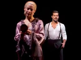 Recent revival of Evita.