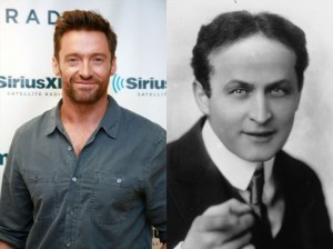 Jackman will play Houdini.