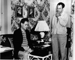 Kaufman and Hart at work.