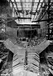 Wallsend shipyard.