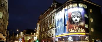 Les Miz Broadway group sales, discounts
