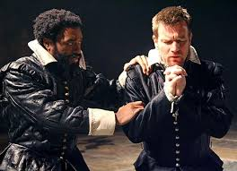 McGregor in Othello.