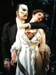 There have been many leads in Phantom since it preimered on Broadway in 1988.