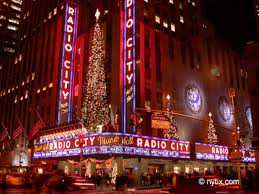 Radio City is always special but it's extra special during the holidays.