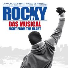 Broadway group sales rocky the musical